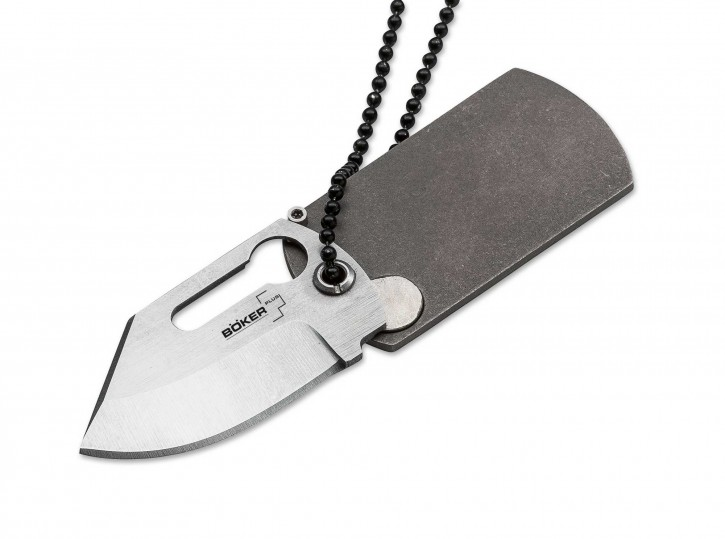 Böker Plus Dog Tag Knife