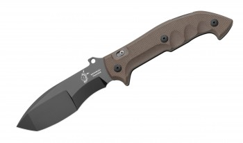 FKMD Meskwaki Tracker G10 Fox Knives Military Division