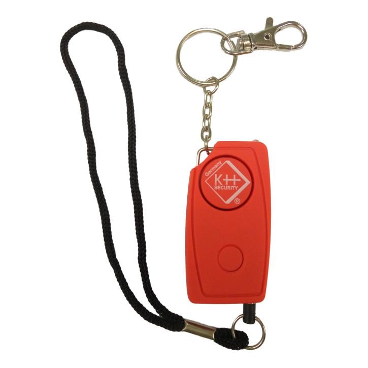 Personenschutzalarm 24/7 soft touch (Rot)