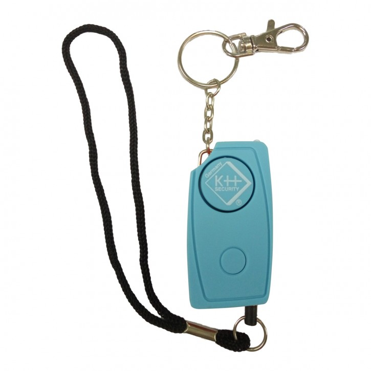 Personenschutzalarm 24/7 soft touch (Blau)