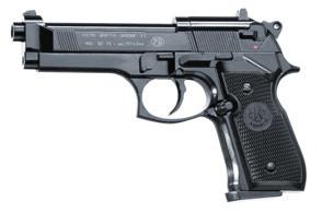 Beretta 92 FS, brüniert, 4.5mm Diabolo Co2
