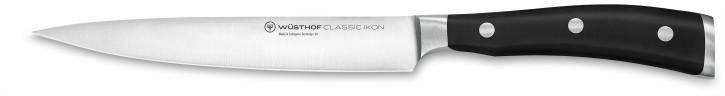 CLASSIC IKON BLACK Filiermesser 16 cm