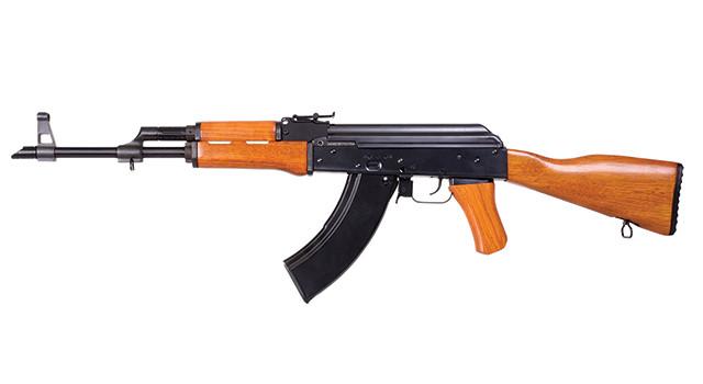 Kalashnikov AK-47 Luftgewehr 4,5mm BB