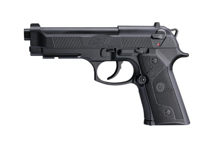 Beretta Elite II poliert, brüniert Kal. 4,5 mm (.177) BB CO2