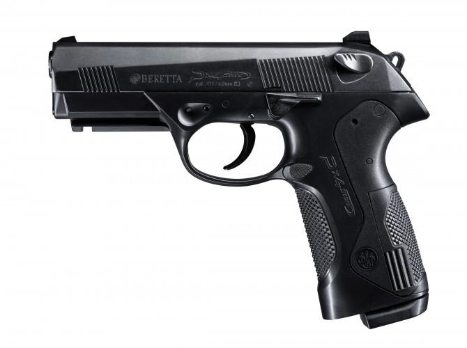 Beretta Px4 Storm brüniert Kal. 4,5 mm Diabolo / BB
