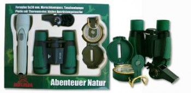"""AKAH Set \""""Abenteuer Natur\"""""""