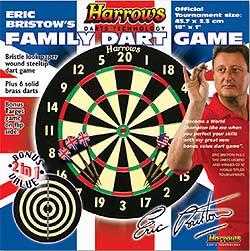 HARROWS Family Dart Game