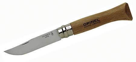 Opinel-Messer, Größe 6, rostfrei