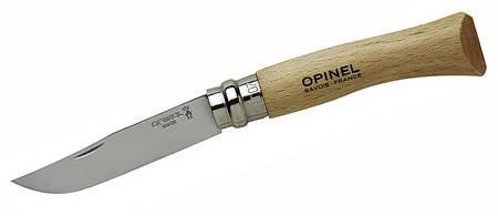 Opinel-Messer, Größe 7, rostfrei