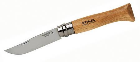 Opinel-Messer, Größe 8, rostfrei