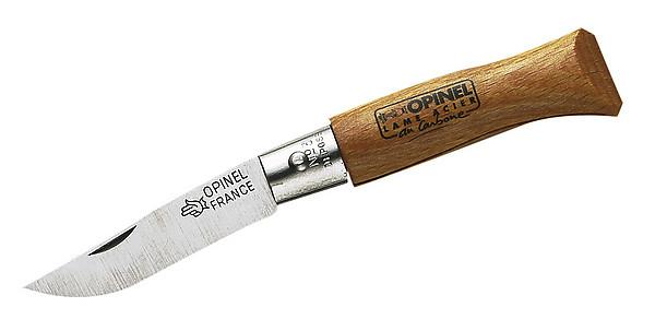 Opinel-Messer, Größe 3, nicht rostfrei