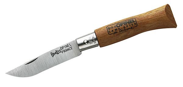 Opinel-Messer, Größe 4, nicht rostfrei