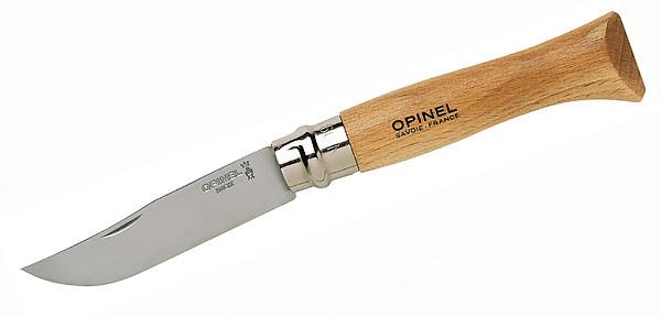 Opinel-Messer, Größe 9, rosfrei