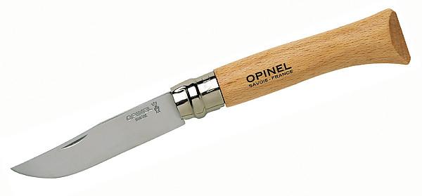 Opinel-Messer, Größe 10, rostfrei