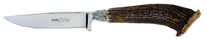 Hirschkronen-Trachtenmesser 10cm Klingenlänge