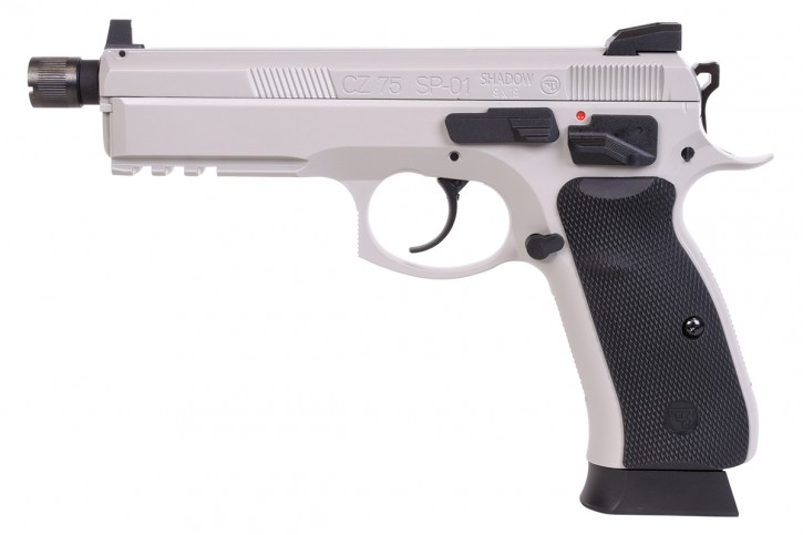 CZ 75 SP-01 Shadow Urban Grey Co2 BB