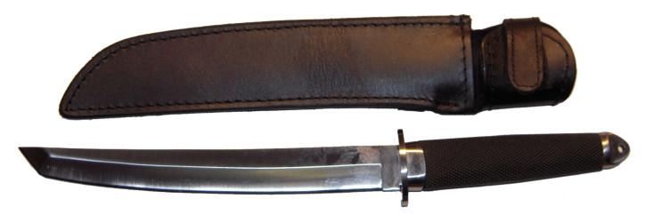Linder Tanto-Messer Klingenlänge 23 cm