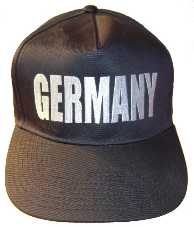 "Basecap mit  \""GERMANY\"" Aufschrift."