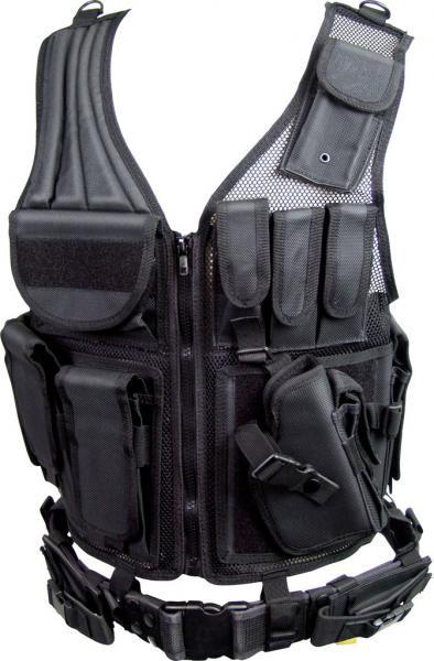 Combat Zone Combat Vest Tactical - Einsatzweste