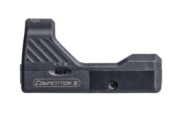 Walther Competition III Leuchtpunktzielgerät für 22mm Schiene