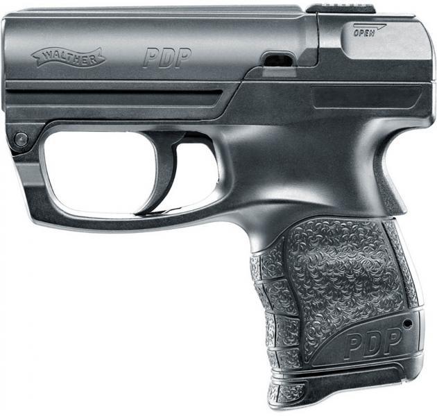 Walther PDP Personal Defense Pistol - Schwarz