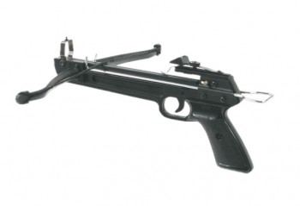Armbrustpistole, 50 lbs