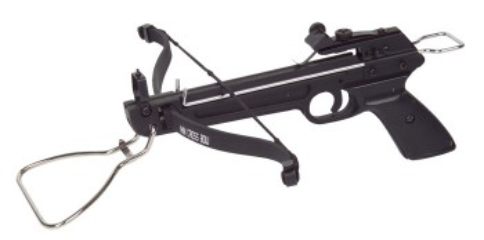 Armbrustpistole 80 lbs
