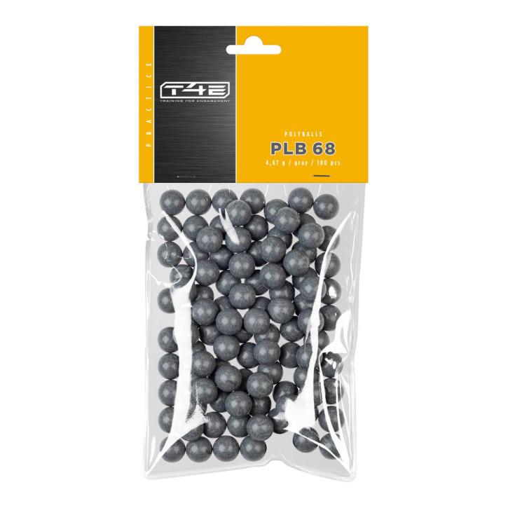 T4E Practice PLB 68 cal. .68, 100 Stk., Kunststoff
