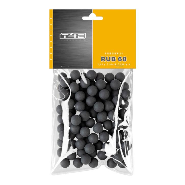 T4E RB 68 Prac Series Rubberballs