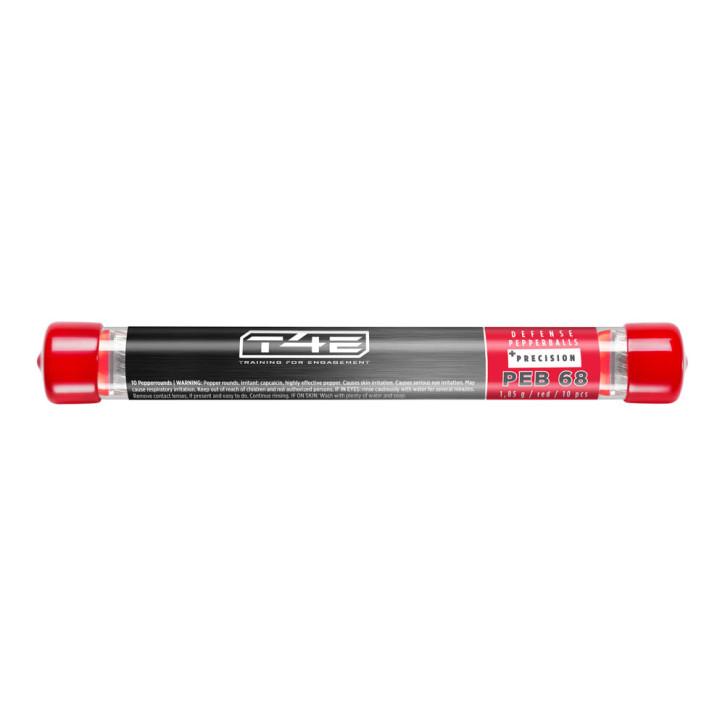T4E PBP 68 .68 Precision Pepperballs - Inhalt: 10 Stk.