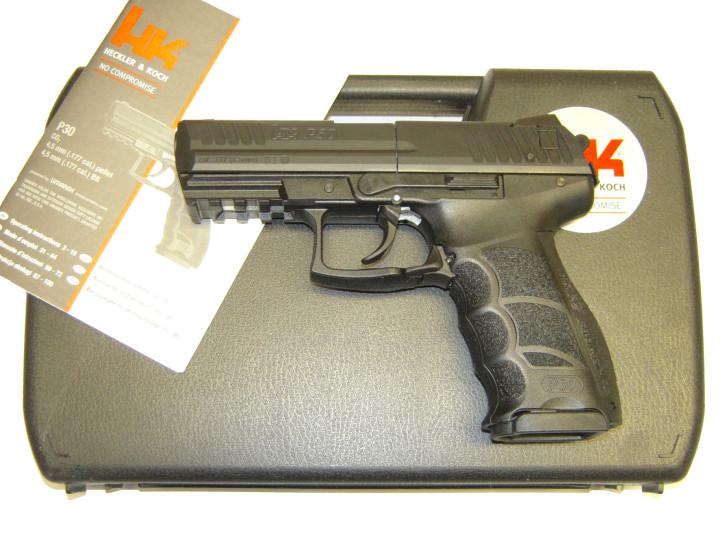 Heckler & Koch P30 cal. 4,5mm (.177) BB