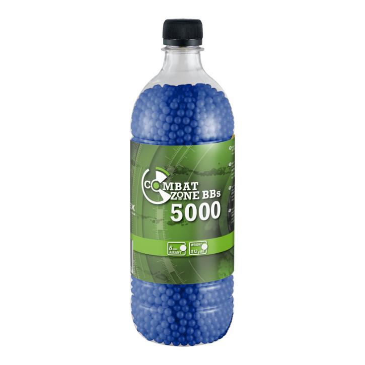 Combat Zone BB´s Basic Selection blau 5000 Stück