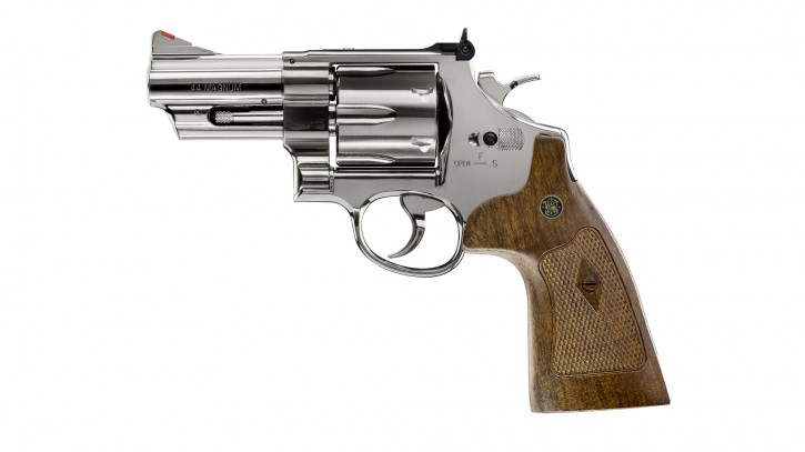 "Smith & Wesson M29 3"", 6mm BB"