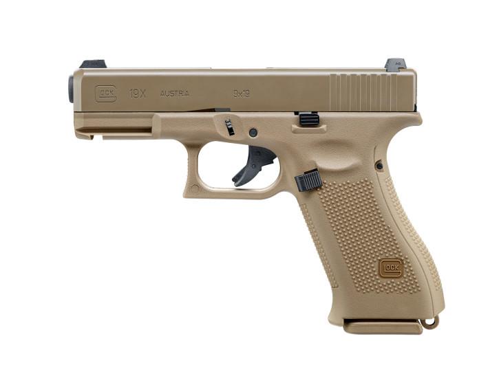 Glock 19X Co2 Luftpistole
