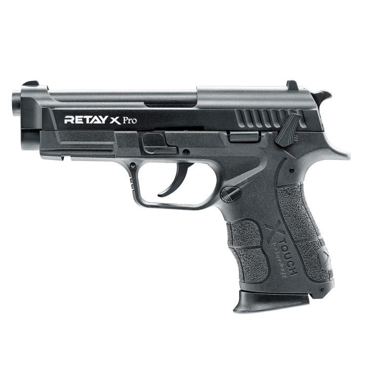 RETAY X PRO Black, 9mm P.A.Knall