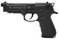Zoraki 918 Schwarz Signalpistole inkl. 50 Schuss 9mm P.A.K & 30 Leuchtsterne
