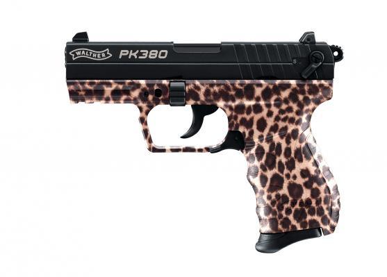 Walther PK380 Gas-Signalpistole  cheetah