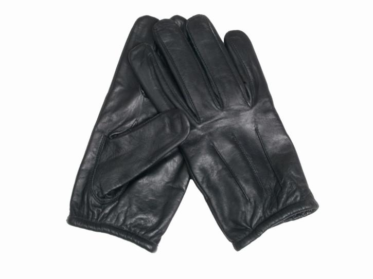 Kevlarhandschuhe schwarz Größe L