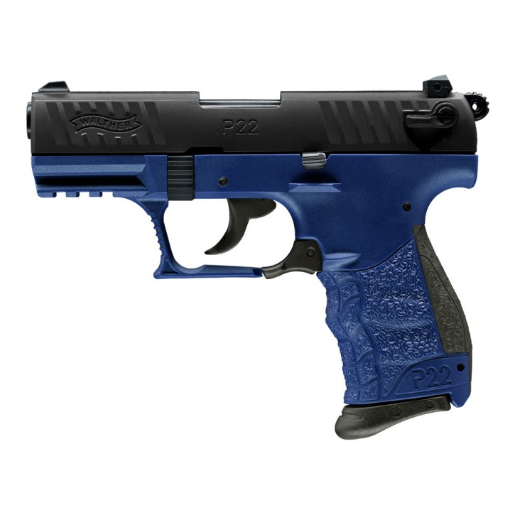 Walther P22Q Blue Star