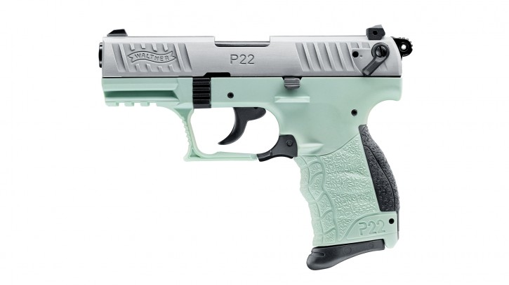 Walther P22Q Mintos 9mm P.A.K.
