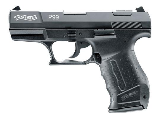 Walther P99, brüniert, 9mm P.A.K