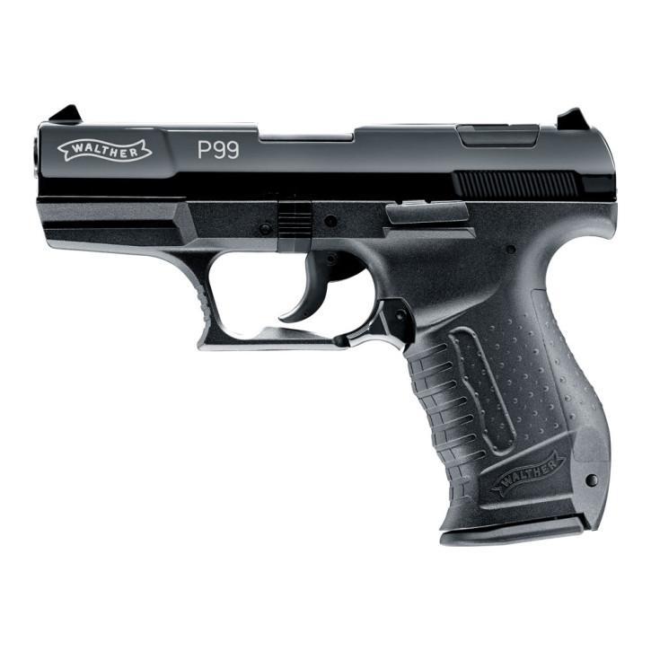 Walther P99 Hochglanz Schwarz