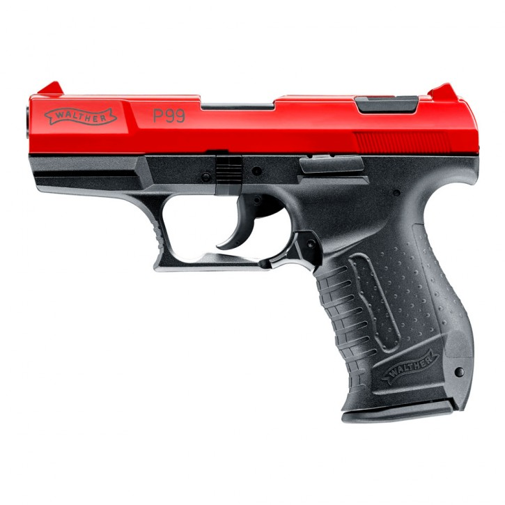 Walther P99 Hochglanz Rot