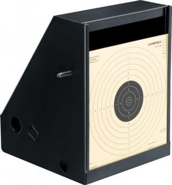 Perfecta Kugelfangkasten - für Scheiben 17x17 cm