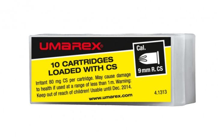 Umarex Kaliber 9 mm R Gaspatronen (Revolver)
