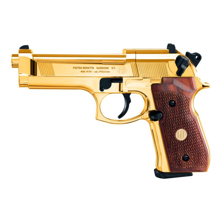 Beretta MOD. 92 FS Gold Edition