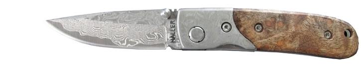 Mini Damast-Taschenmesser