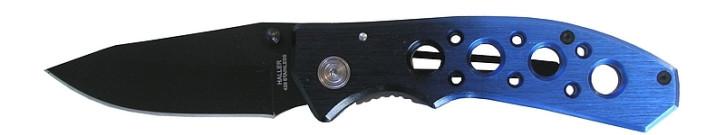 Einhand-Taschenmesser Dark Blue II (mit Clip)