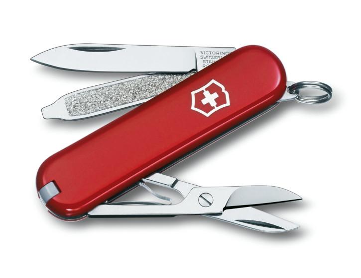 Victorinox Classic SD Schweizer Offiziersmesser rot