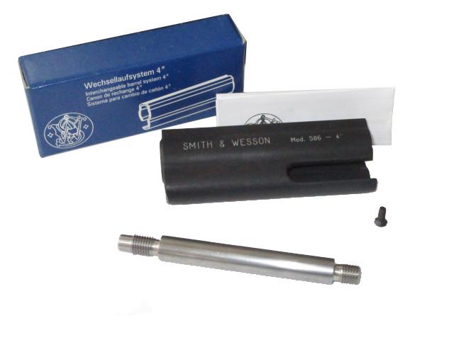 """4"""" Wechsellauf S&W 586 Kaliber 4,5mm Diabolo"""